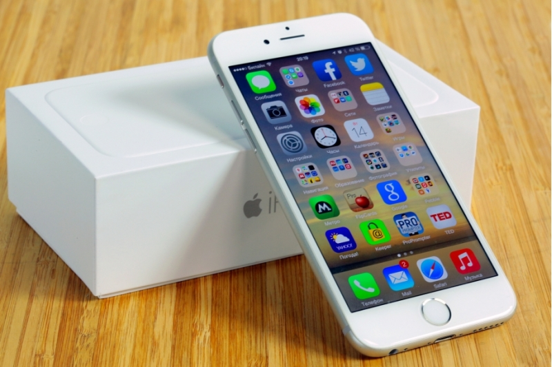 Мобильный телефон Apple iPhone 6S 16 GB без Touch ID